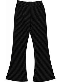 Frankie&Liberty Jelien Pant | black pinstripe