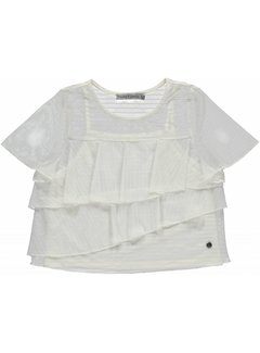 Frankie&Liberty Jean Top | offwhite