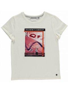Frankie&Liberty Jennie tee | offwhite