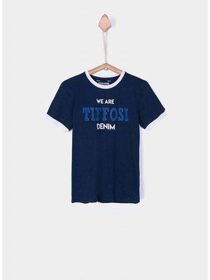 TIFFOSI T-SHIRT 10028367 RIVER // blue