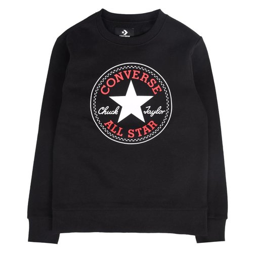 CONVERSE FLEECE CHUCK PATCH CREW | 023