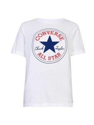 CONVERSE CORE CHUCK PATCH TEE| white