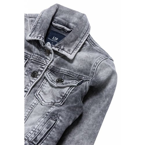 LTB DENIM JACKET ELIZA | 50364 SILVERMOON