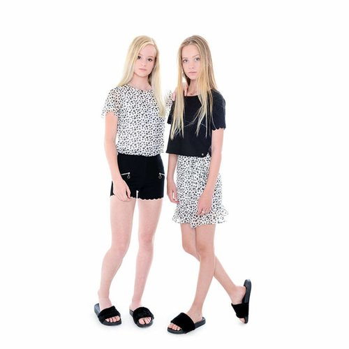 Frankie&Liberty Jazzie Short | black