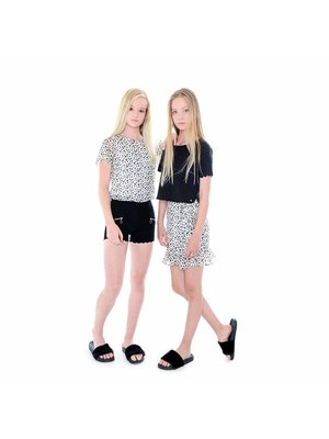 Frankie&Liberty Jela Top | offwhite/black
