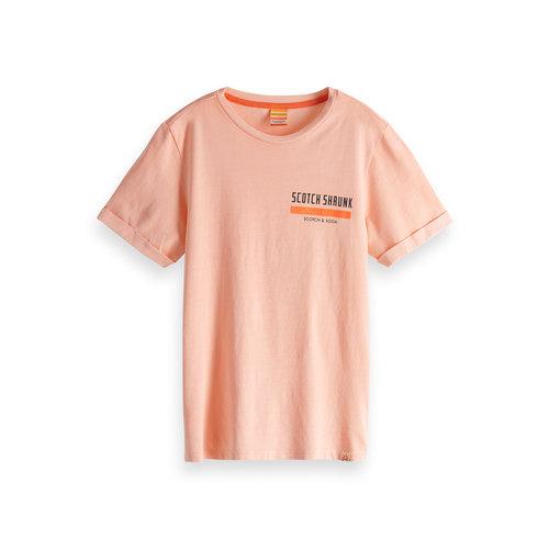MAGIC TEE 150437 | electric orange