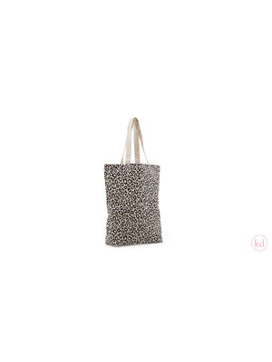 LEOPARD COTTON BAG