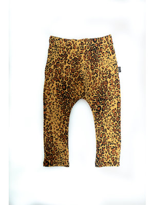by LILY LE21 Legging leopard | ochre brown