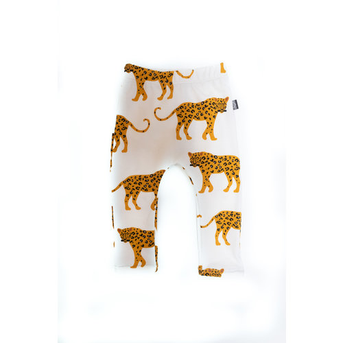 by LILY LE06 Legging panter | white