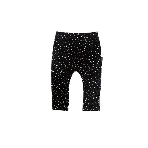 by LILY LE05 Legging sprinkle | black
