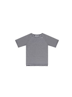 MINGO T-SHIRT | b/w stripes