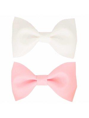 Your Little Miss Haarspeldjes set | wit roze