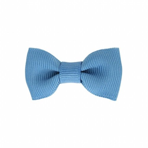 Your Little Miss Baby haarspeldje |  antique blue
