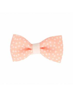 Your Little Miss Baby haarspeldje | pink dots