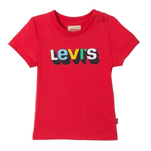 LEVI'S T-SHIRT SS NN10104 // lychee