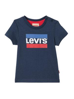 LEVI'S T-SHIRT SS NN10004 // dress blue