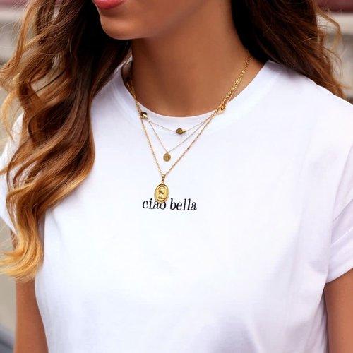 My Jewellery Boyfriend Shirt Ciao Bella 2.0