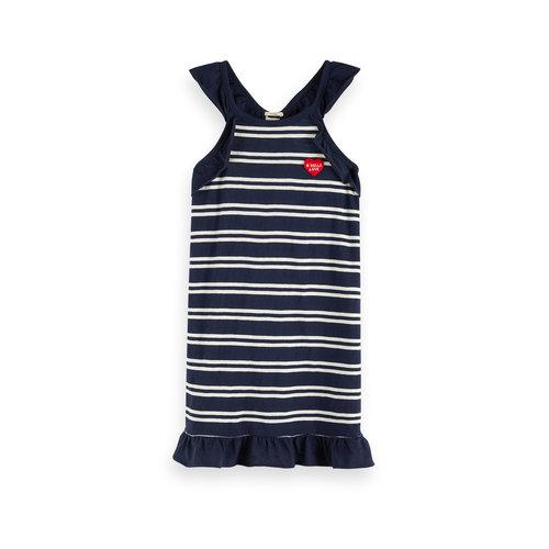 DRESS 149665 // blue