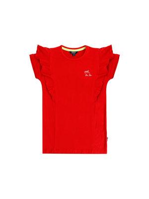 Little Miss Juliette 15-1402 T-SHIRT JULIETTE // red