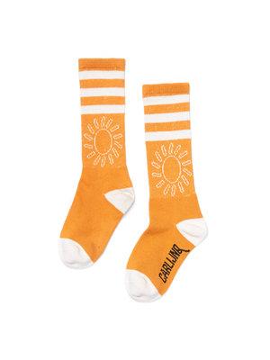 CarlijnQ KN87 knee socks - big sun