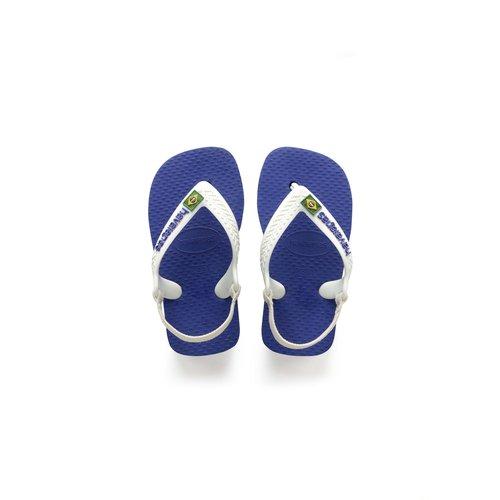 Havaianas BABY BRASIL LOGO | marine blue