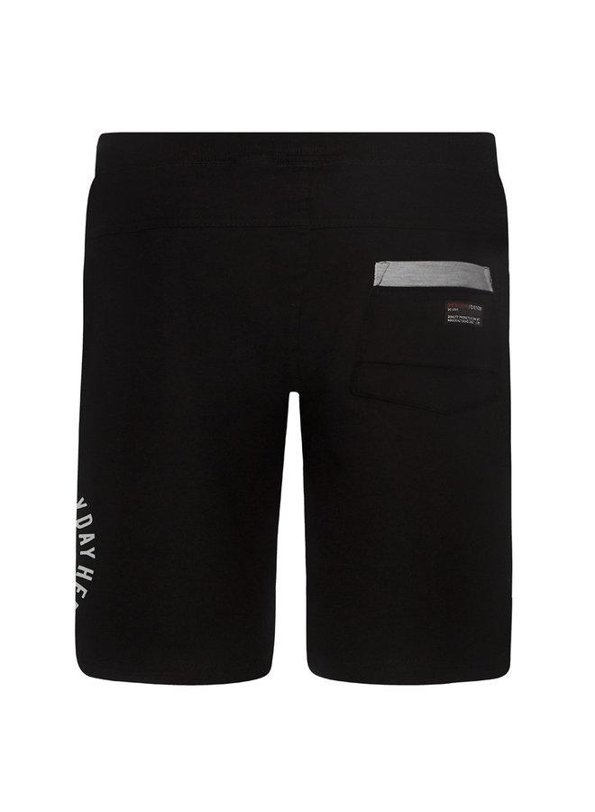 SWEAT SHORTS MAXIM | BLACK