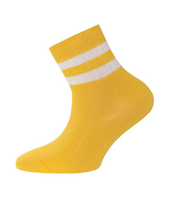 ANKLE SOCKS 201139-1669 yellow