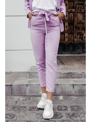 Colourful Rebel 6201 LILA TAILORED PANTS