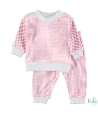 Feetje Wafel pyjama 305.532 | roze