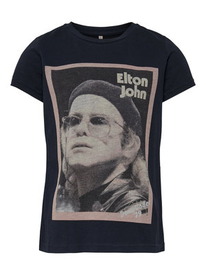 KIDS ONLY T-SHIRT 15183151 ELTON JOHN | dark grey