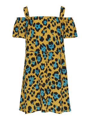 KIDS ONLY DRESS 15182691 | mango/aop