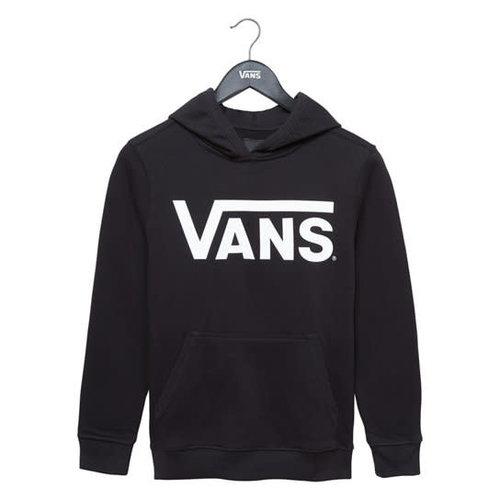 VANS Classic Pullover | black/white