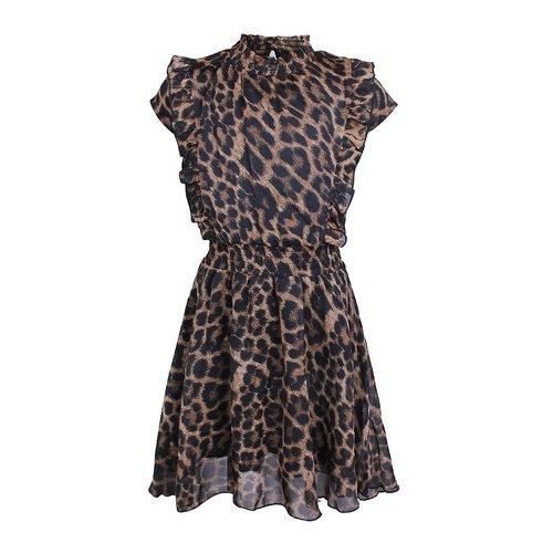KIDS-UP DRESS 7307901 | 0395 leopard