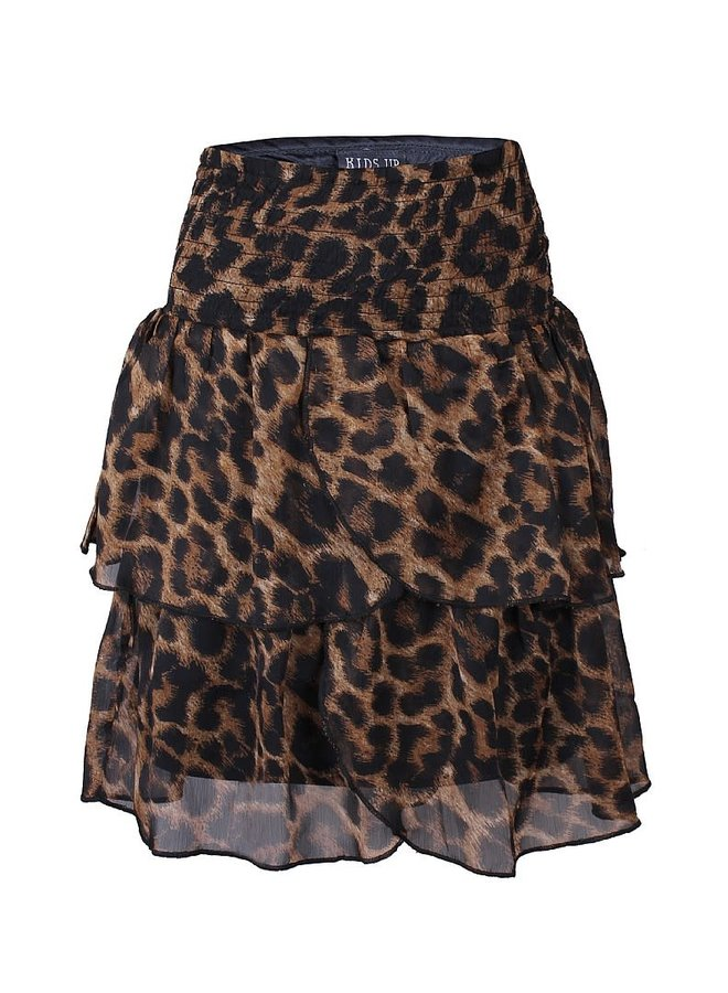 INDIA SKIRT 7307904 | leopard