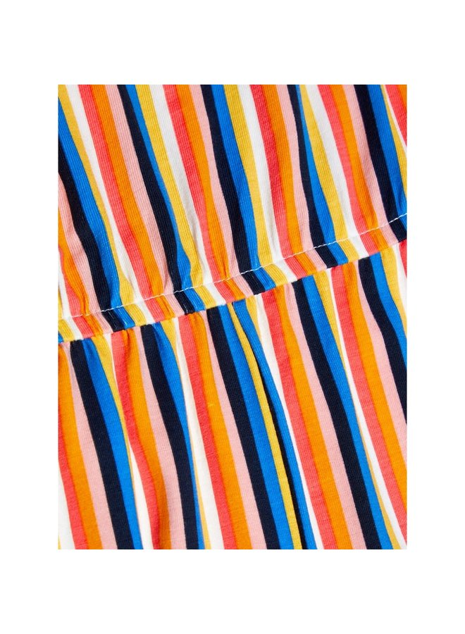 13162882 NKFZINE STRAP SHORT SUIT // Pale Marigold
