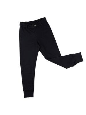 CarlijnQ Basics - chino jogger (black)