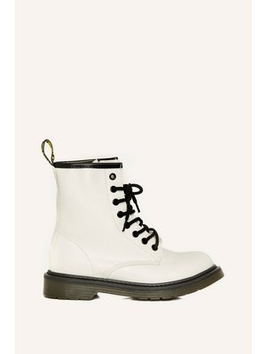 DR BOOTS II | white