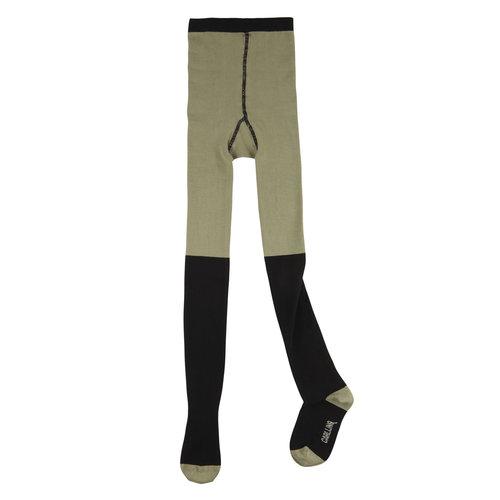 CarlijnQ Green / black - tights