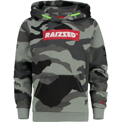 RAIZZED RAIZW00108 New York | Camouflage Green