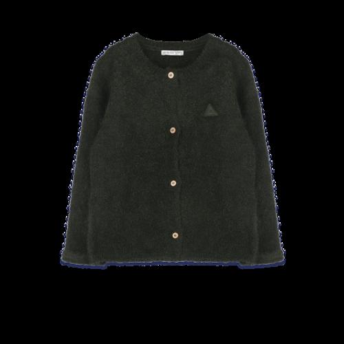 AMMEHOELA Knittie.01 | dark green