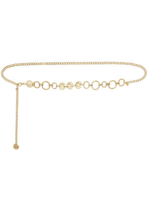 Chain Belt Hercules | gold