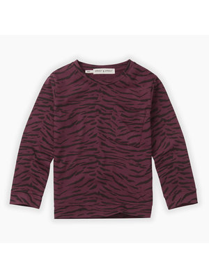 Sproet&Sprout T-shirt Tiger AOP (W19-852)