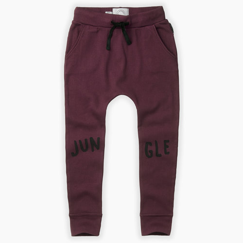Sproet&Sprout Rib Pants Jungle (W19-912)