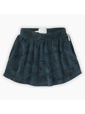 Sproet&Sprout Velvet skirt tropical AOP (W19-904)