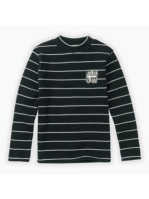 Sproet&Sprout Turtle neck t-shirt stripe (W19-859)