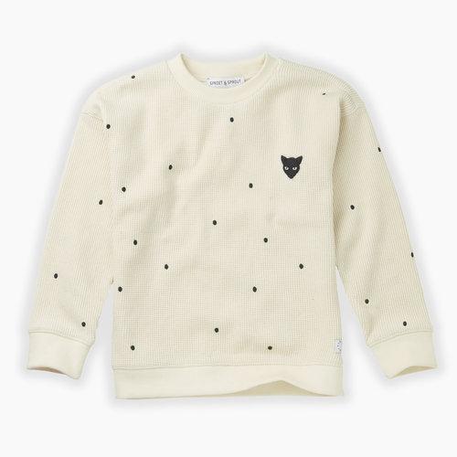Sproet&Sprout Sweatshirt dots (W19-869)