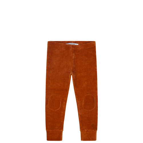 MINGO LEGGING Leather Brown