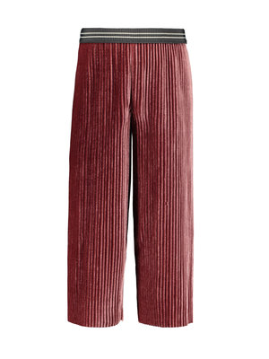 FLO QUILOT PANTS F908-5642 | old pink