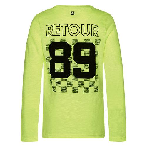 Retour NOUD   3024 neon yellow