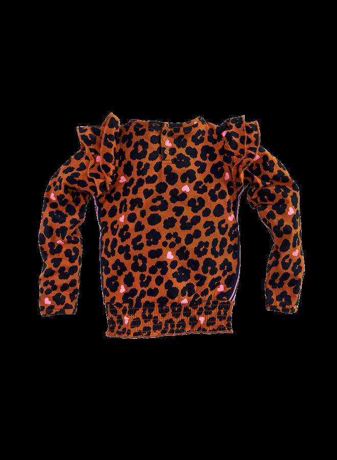 LIZY | leopard/AOP